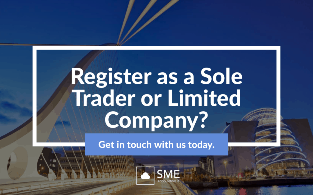 Register as a Sole Trader or Limited Company?