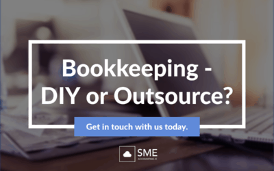 Bookkeeping – DIY or Outsource?