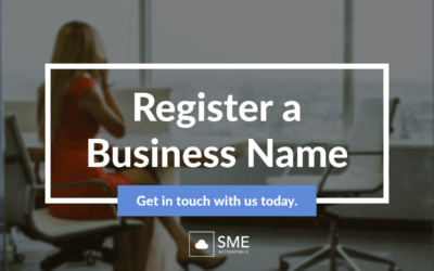 Register a Business Name