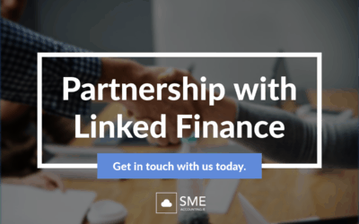 Partnership with Linked Finance
